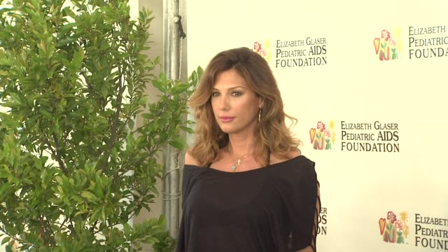 daisy fuentes at 23rd annual 'a time for heroes' celebrity picnic benefiting the elizabeth glaser pediatric aids foundation on june 03 2012 in los... - daisy fuentes stock videos and b-roll footage
