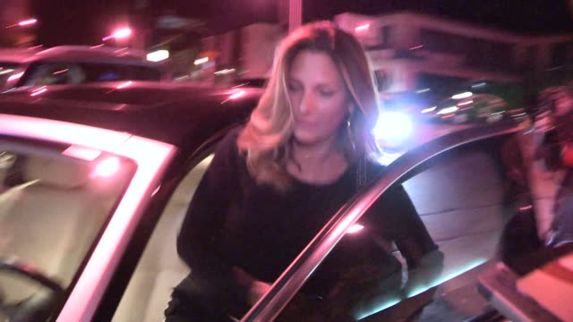 daisy fuentes at craig's in west hollywood celebrity sightings in los angeles on april 23 2014 in los angeles california - daisy fuentes stock videos & royalty-free footage