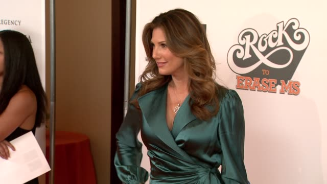 daisy fuentes at the 16th annual race to erase ms themed 'rock to erase ms' at los angeles ca - daisy fuentes stock videos and b-roll footage