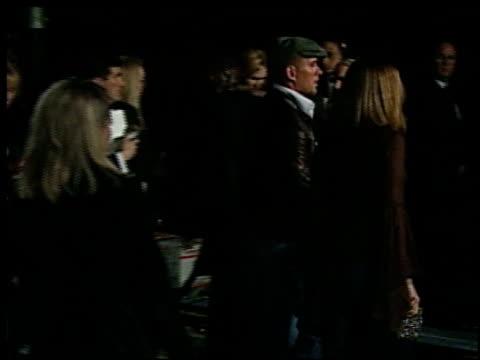 vídeos de stock e filmes b-roll de daisy fuentes at the 2002 academy awards vanity fair party at morton's in west hollywood california on march 24 2002 - festa dos óscares da vanity fair