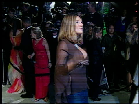 daisy fuentes at the 2002 academy awards vanity fair party at morton's in west hollywood california on march 24 2002 - daisy fuentes stock videos & royalty-free footage