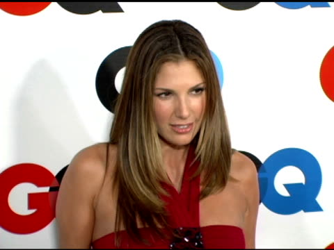 daisy fuentes at the gq's 2005 'men of the year' celebration at mr chow beverly hills in beverly hills california on december 2 2005 - daisy fuentes stock videos & royalty-free footage