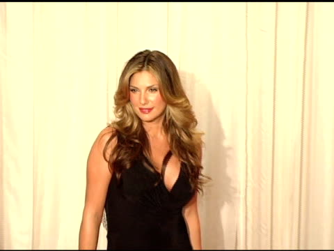 daisy fuentes at the inaugural noche de ninos gala honoring jennifer lopez at the beverly hilton in beverly hills california on october 2 2004 - daisy fuentes stock videos and b-roll footage