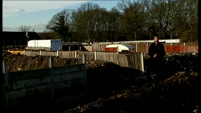 Dale Farm Travellers' site evictions Basildon council announces eviction procedures against travellers on 'overcrowded' legal site ENGLAND Essex...