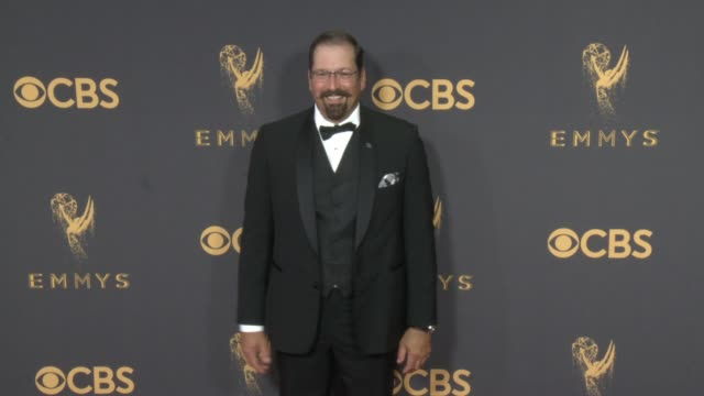 Dale Stern at the 69th Annual Primetime Emmy Awards at Microsoft Theater on September 17 2017 in Los Angeles California