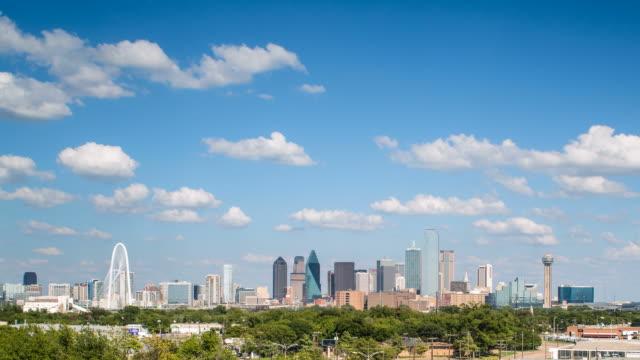Dallas City Skyline, Dallas, Texas, USA