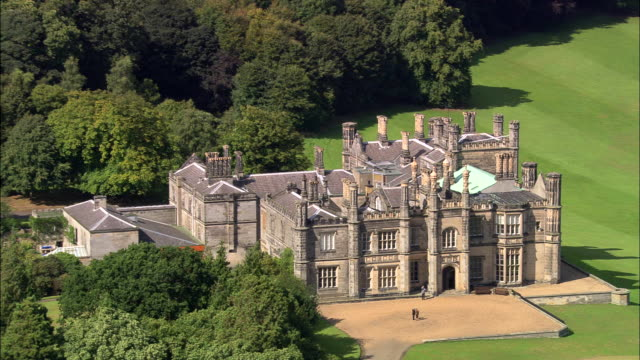 dalmeny house - gothic stock videos & royalty-free footage