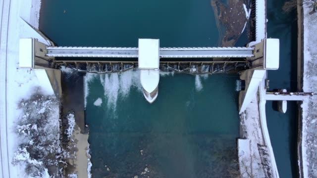 vidéos et rushes de barrage de - barrage