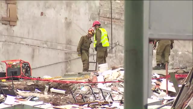 vidéos et rushes de ktla damage caused by 71 earthquake in mexico city on the anniversary of a deadly 80 quake that struck central mexico in 1985 a 71 magnitude... - tremblement de terre