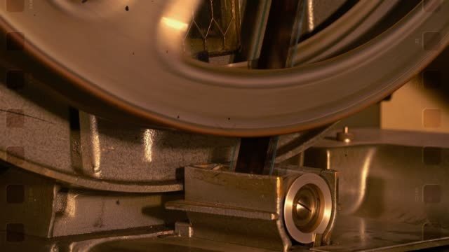 damaged film 4k - premiere stock videos & royalty-free footage