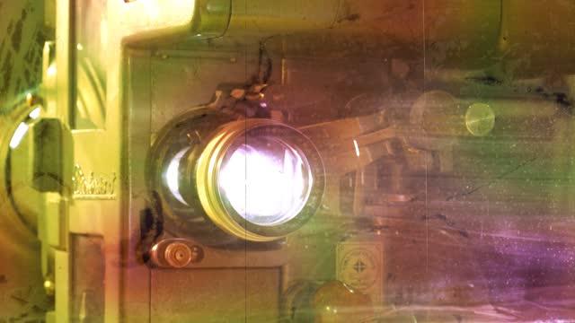 damaged film 4k - memories stock videos & royalty-free footage