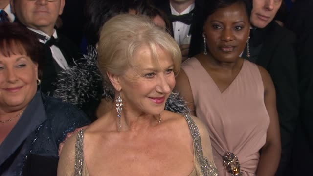Dame Helen Mirren at 64th Annual DGA Awards Arrivals on 1/28/12 in Los Angeles CA