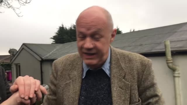 Damian Green denies pornography allegations ENGLAND EXT Damian Green MP interview SOT I've maintained all along I still maintain it is the truth that...