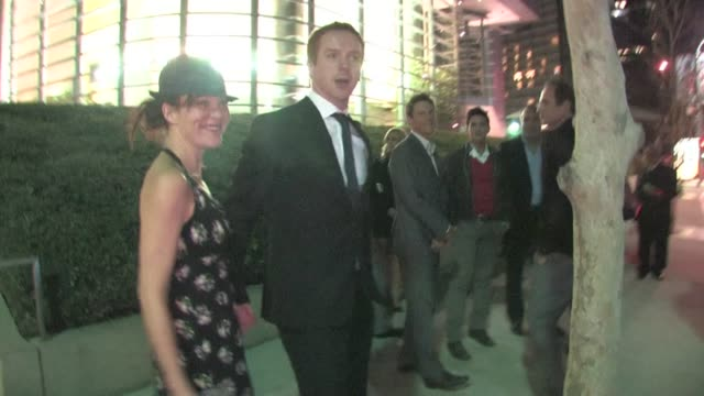 Damian Lewis and Helen McCrory in Century City on