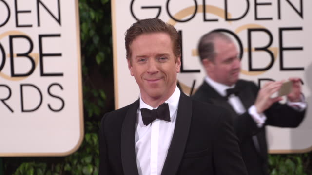 Damian Lewis at the 73rd Annual Golden Globe Awards Arrivals at The Beverly Hilton Hotel on January 10 2016 in Beverly Hills California 4K