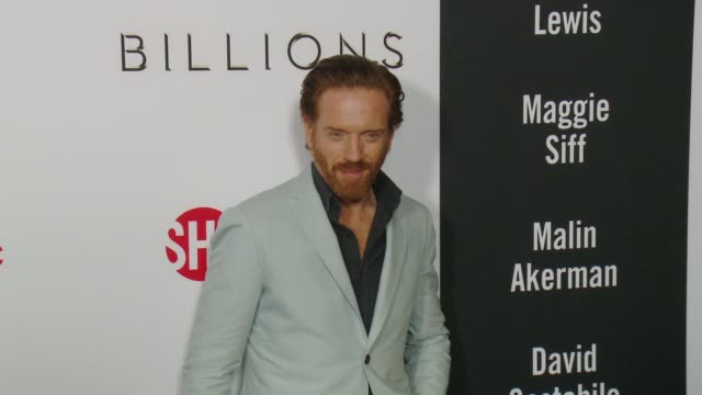 Damian Lewis at the For Your Consideration Screening And Panel for Showtime's Billions Red Carpet at The WGA Theater on April 26 2016 in Beverly...