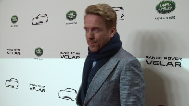 Damian Lewis on March 01 2017 in London England