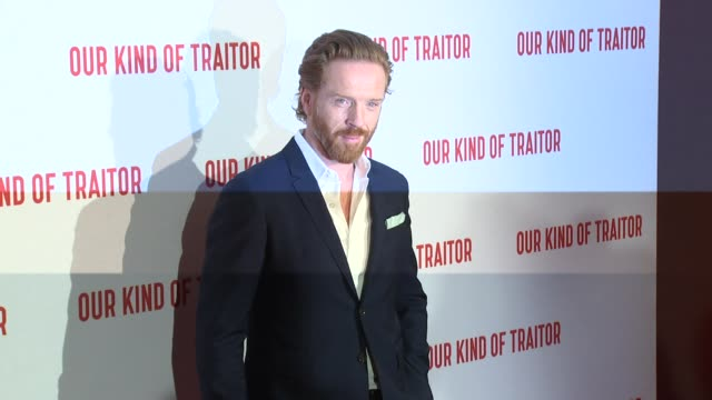 Damian Lewis on May 05 2016 in London England