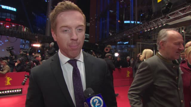 INTERVIEW Damian Lewis on working with Werner Herzog filming in the Moroccan desert working with Nicole Kidman on the success of 'Wolf Hall' at...