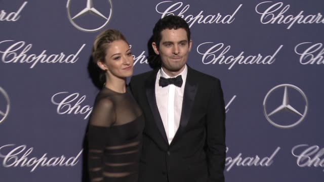 Damien Chazelle at 28th Annual Palm Springs International Film Festival Awards Gala in Los Angeles CA