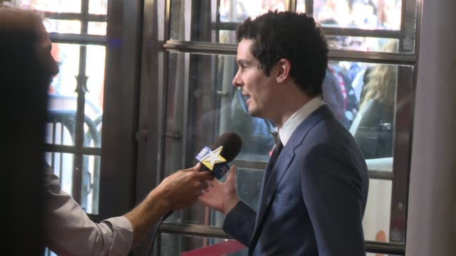 damien chazelle at princess of wales theatre on september 12 2016 in toronto canada - toronto international film festival stock videos and b-roll footage