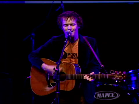 Damien Rice at the Global Green USA's 5th Annual PreOscar Party at NULL in Hollywood California on February 20 2008