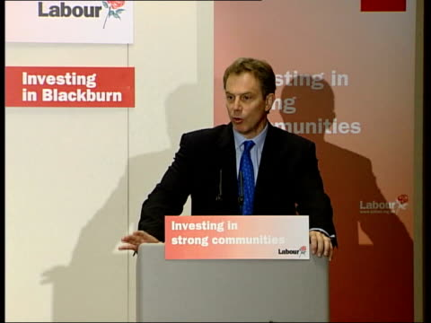 police inquiry blackburn tony blair mp speech sot of course we have to learn the lessons though we should also realise the police have a difficult... - toughness stock videos and b-roll footage