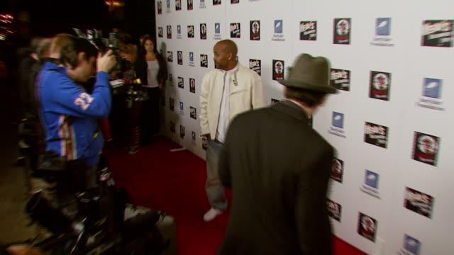 damon dash at the heidi klum's 8th annual halloween party at green door in hollywood california on october 31 2007 - damon green stock videos and b-roll footage
