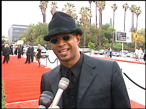 vídeos de stock e filmes b-roll de damon wayans at the blockbuster awards at hollywood pantages theater in hollywood, california on march 11, 1997. - pantages theater