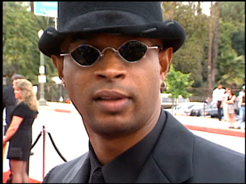 Damon Wayans at the Blockbuster Awards at Hollywood Pantages Theater in Hollywood California on March 11 1997