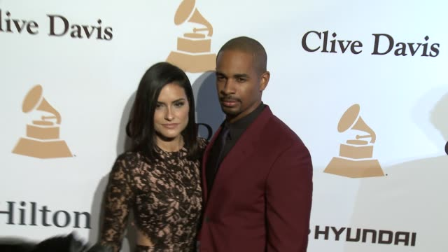 stockvideo's en b-roll-footage met damon wayans jr at the 2016 pregrammy gala and salute to industry icons honoring irving azoff at the beverly hilton hotel on february 14 2016 in... - irving azoff