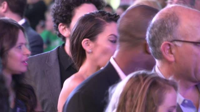 Damon Wayans Jr Genesis Rodriguez Jamie Chung at the Big Hero 6 Premiere at the El Capitan Theatre in Hollywood at Celebrity Sightings in Los Angeles...