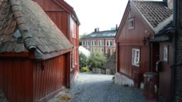 Damstredet street Oslo