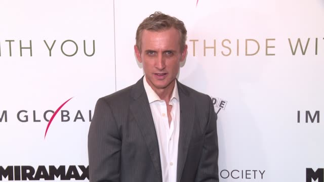 Dan Abrams at Southside With You screening at Sunshine Landmark on August 24 2016 in New York City