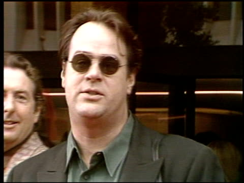 dan aykroyd at the 'hook' premiere at century plaza in century city california on january 1 1992 - hook stock videos & royalty-free footage