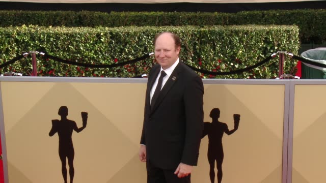 Dan Bakkedahl at the 24th Annual Screen Actors Guild Awards at The Shrine Auditorium on January 21 2018 in Los Angeles California