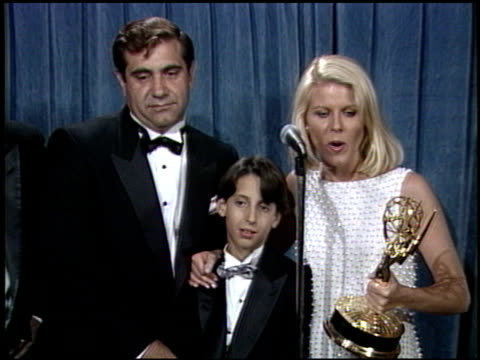 Dan Lauria at the 1988 Emmy Awards Inside at the Pasadena Civic Auditorium in Pasadena California on August 27 1988