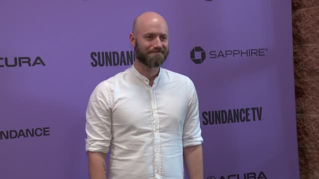 "dan romer at the ""wendy"" sundance premiere presented by searchlight pictures sundance film festival at eccles center theatre on january 26 2020 in... - sundance film festival stock videos & royalty-free footage"
