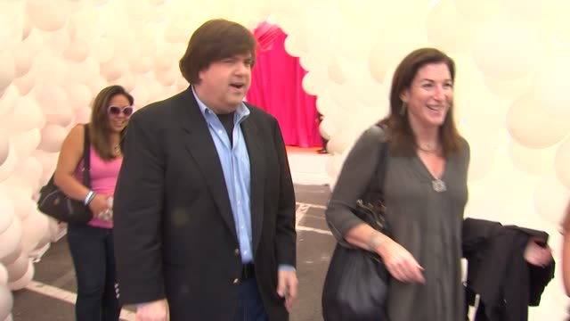 Dan Schneider at the Nickelodeon's 'iParty With Victorious' Premiere at West Hollywood CA
