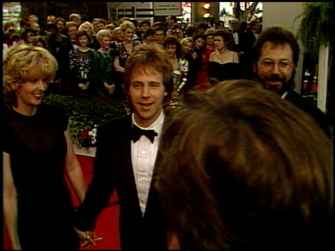 dana carvey at the 1992 academy awards at dorothy chandler pavilion in los angeles california on march 30 1992 - dorothy chandler pavilion stock videos and b-roll footage