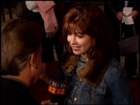 Dana Delaney at the Love Rocks at the Kodak Theatre in Hollywood California on February 14 2002