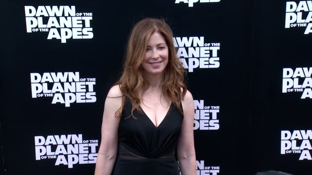 Dana Delany at Dawn of the Planet of the Apes screening at Williamsburg Cinemas on July 08 2014 in New York City
