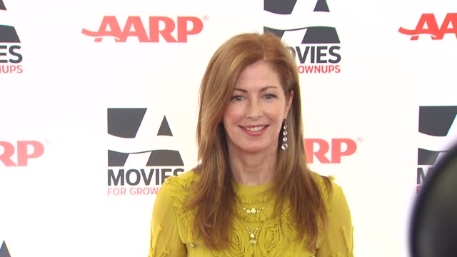 Dana Delany at the AARP The Magazine's 10th Annual Movies For Grownups Awards at Beverly Hills CA