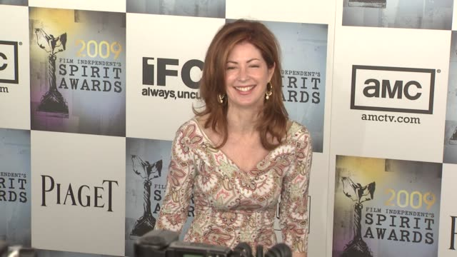 Dana Delany at the Film Independent's 2009 Spirit Awards Arrivals Part 3 at Los Angeles CA