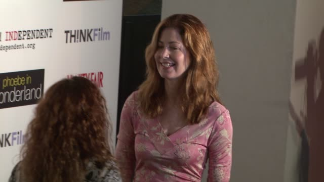 Dana Delany at the 'Phoebe in Wonderland' Special Screening at Los Angeles CA
