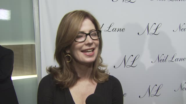 Dana Delany on attending tonight's event on what she's expecting from the new store on the appeal of Neil Lane jewelry on her favorite pieces or...