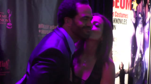Dana Derrick Kristoff St John at the 2016 Daytime Emmy Awards Nominees Reception at The Hollywood Museum in Hollywood in Celebrity Sightings in Los...