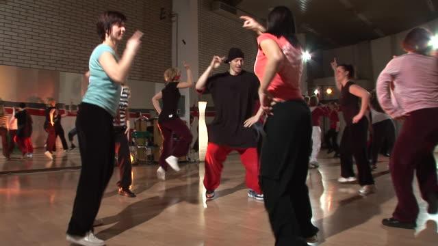 HD: Dance class