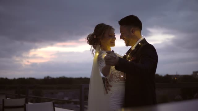 dance forever - wedding stock videos and b-roll footage