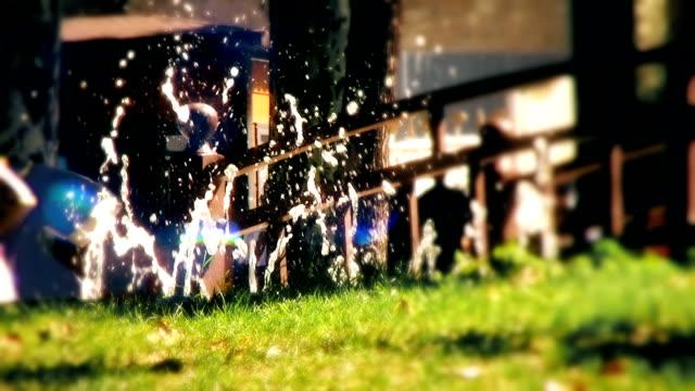 vidéos et rushes de danse des eaux - clôture